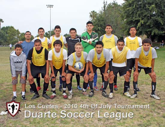 Los Cuetes 1st Place